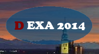 -closed- 2014 September, DEXA 2014: 25th International Conference on Database and Expert Systems Applications