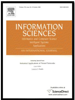 Elsevier INFORMATION SCIENCES